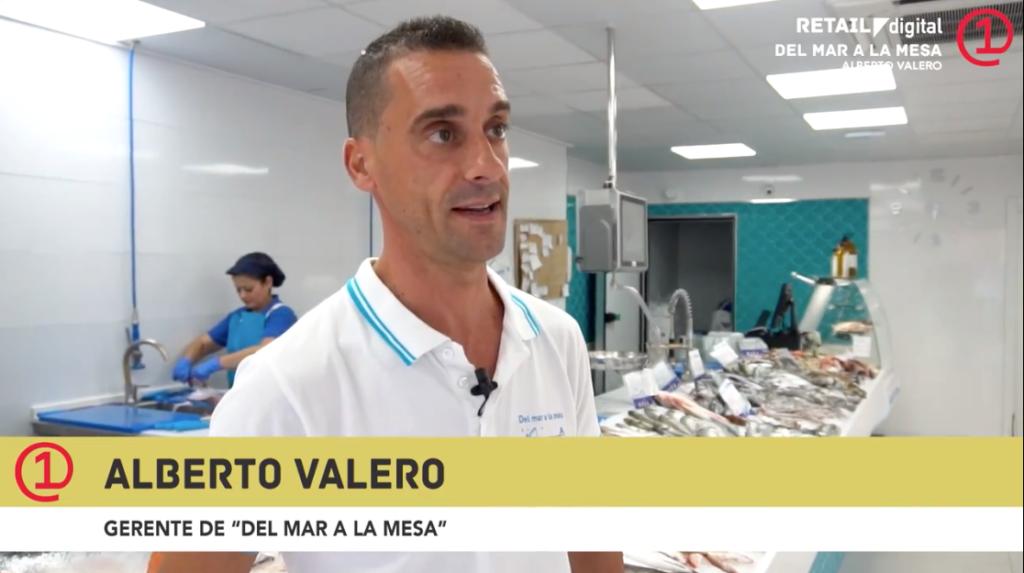 Pescadería Alberto Valero «Del mar a la mesa»