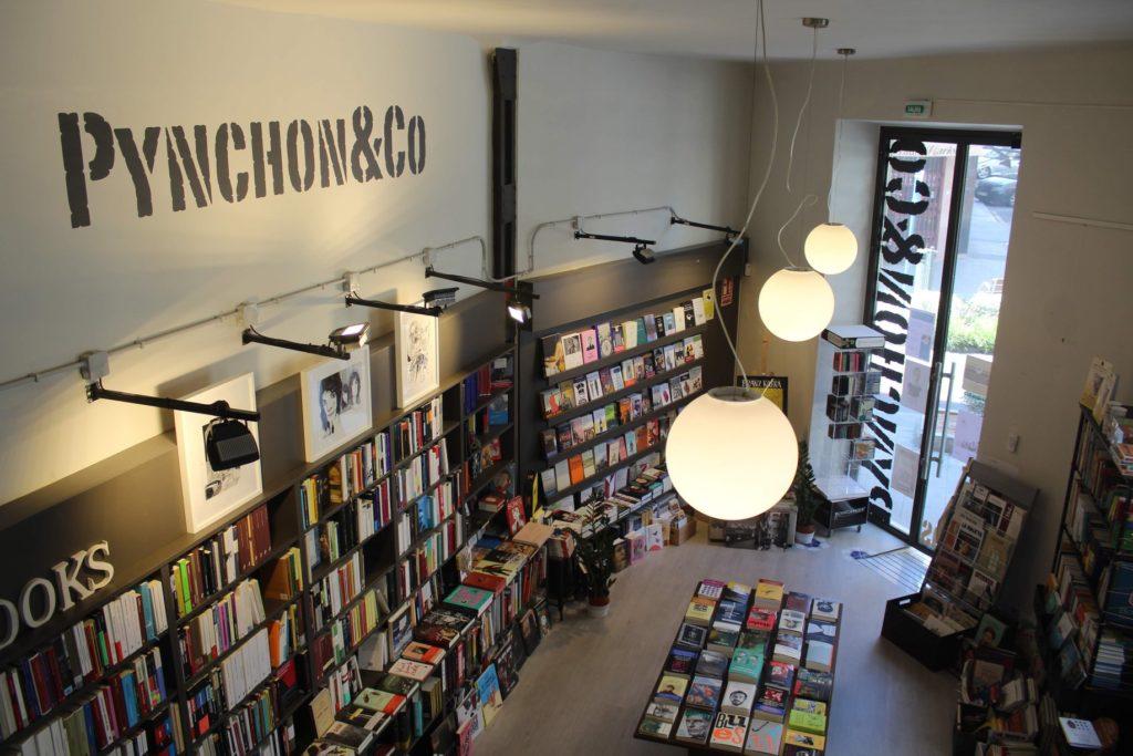 Librería Pynchon & CO